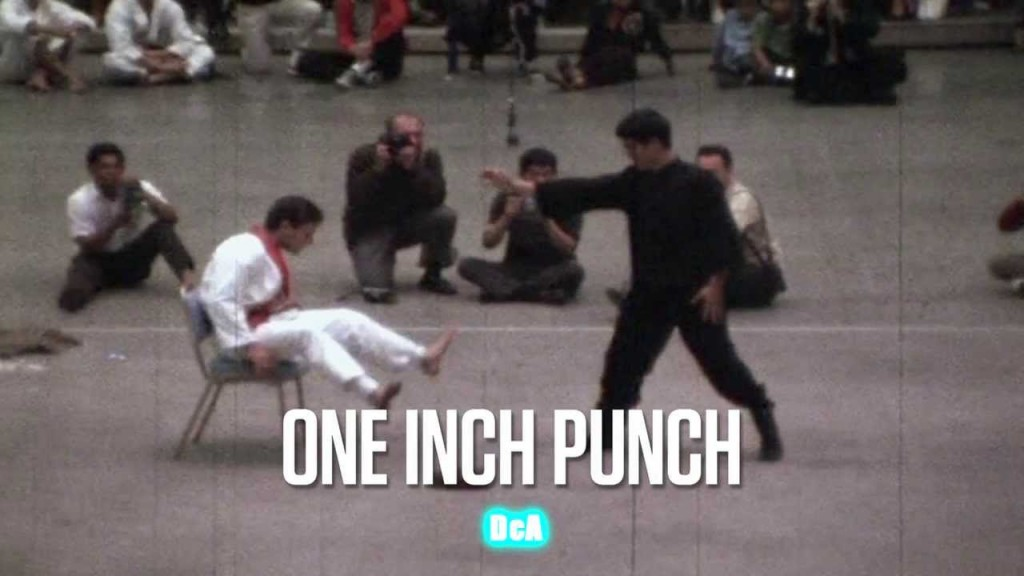 1inchpunch 1024x576 Speed, Distance and Timing. The essence of Martial Arts