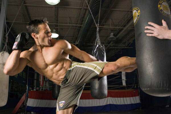 mma workout Martial Arts Fitness and Agility