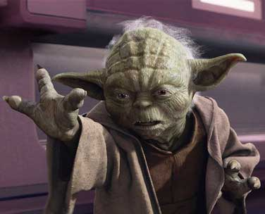 yoda force The Cult of Martial Arts?
