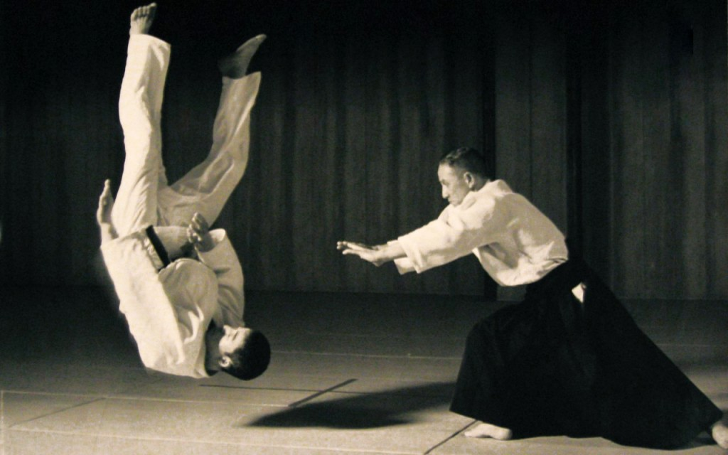 yoshinkan aikido gozo shioda by pu12 1024x640 The Role of Atemi (Striking) in Aikido