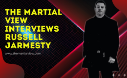 `Brutal Bouncer`- The Martial View Interviews Russell Jarmesty!