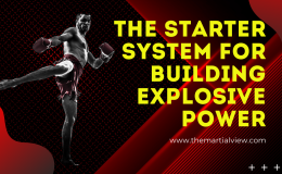 The starter system to building explosive power.