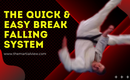 The quick and easy break falling system.